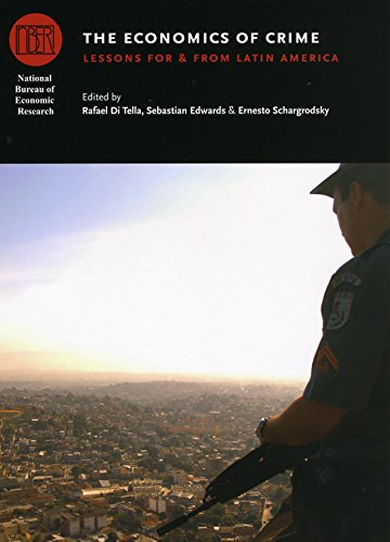 9780226153742: The Economics of Crime: Lessons For and From Latin America (National Bureau of Economic Research Conference Report)