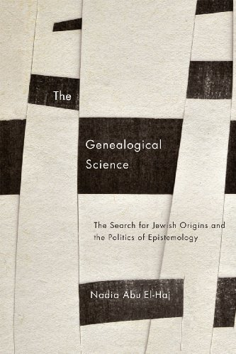 9780226154701: The Genealogical Science: The Search for Jewish Origins and the Politics of Epistemology (Chicago Studies in Practices of Meaning)