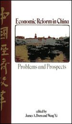 9780226158310: Economic Reform in China: Problems and Prospects (Studies; 73)