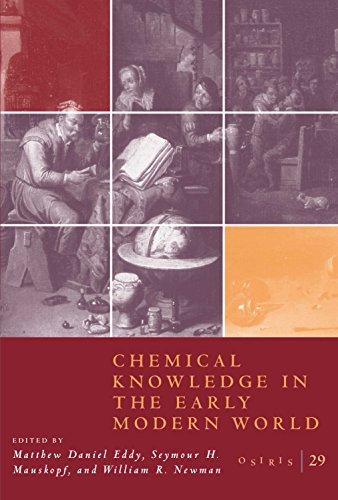 9780226158396: Osiris, Volume 29: Chemical Knowledge in the Early Modern World
