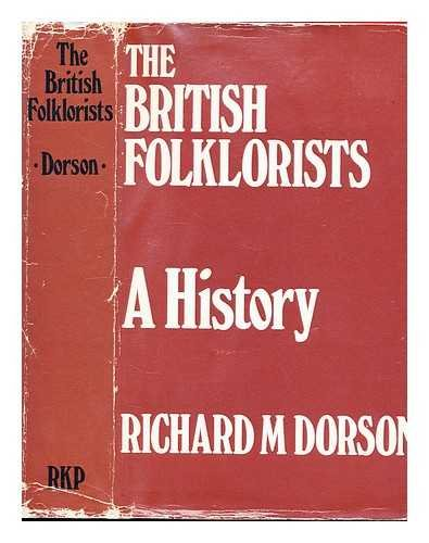 9780226158631: British Folklorists: A History (Folktales of the World Ser)