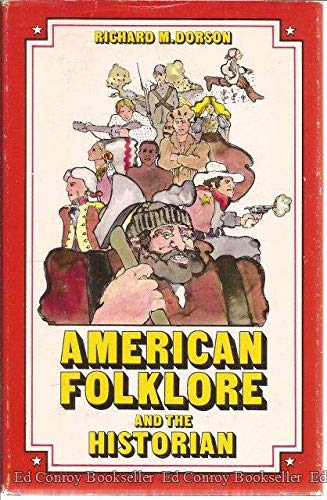 Daniel Boorstin's Copy of American Folklore & the Historian