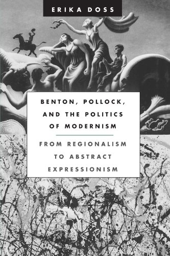 9780226159430: Benton, Pollock, and the Politics of Modernism: From Regionalism to Abstract Expressionism