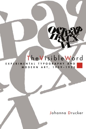 9780226165028: The Visible Word: Experimental Typography and Modern Art, 1909-1923