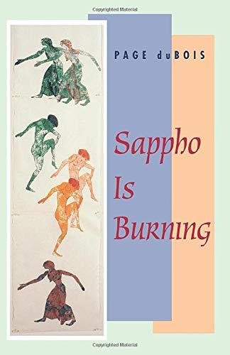 9780226167565: Sappho Is Burning