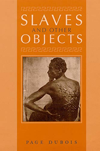 9780226167879: Slaves and Other Objects