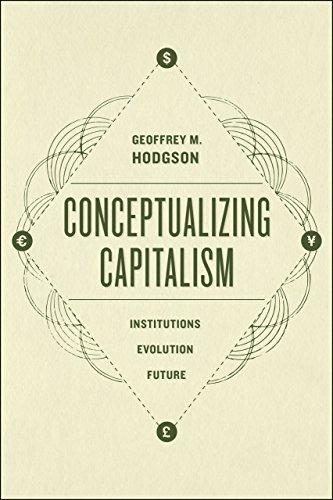 Conceptualizing Capitalism (Hardcover): Geoffrey M. Hodgson
