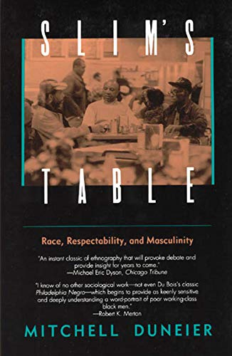 9780226170305: Slim's Table: Race, Respectability, and Masculinity
