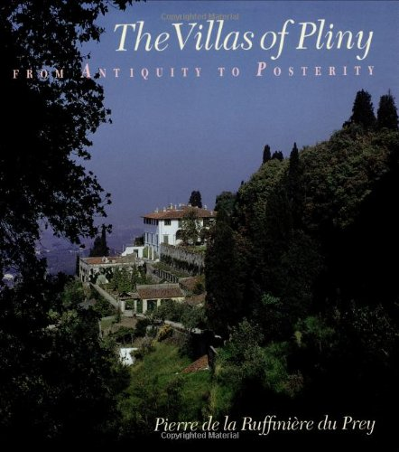 9780226173009: The Villas of Pliny from Antiquity to Posterity