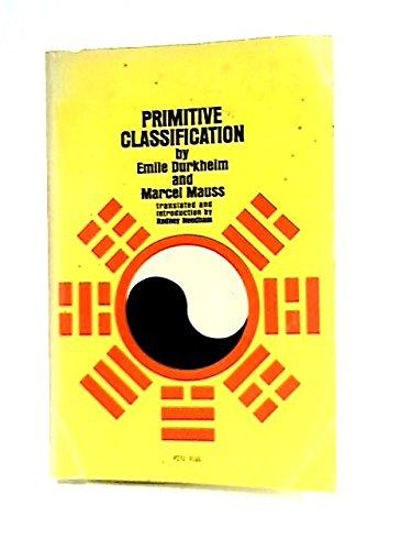 9780226173320: Primitive Classification