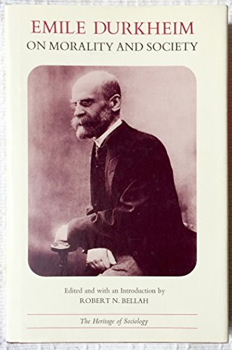 9780226173351: Emile Durkheim on Morality and Society (Heritage of Sociology Series)