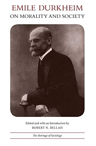 9780226173368: Emile Durkheim on Morality and Society (Heritage of Sociology Series)