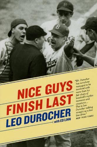 Nice Guys Finish Last: Ed Linn; Leo