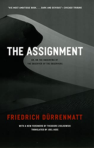9780226174464: The Assignment: or, On the Observing of the Observer of the Observers: Or, on the Observing of the Observer of the Observed (Heritage of Sociology)