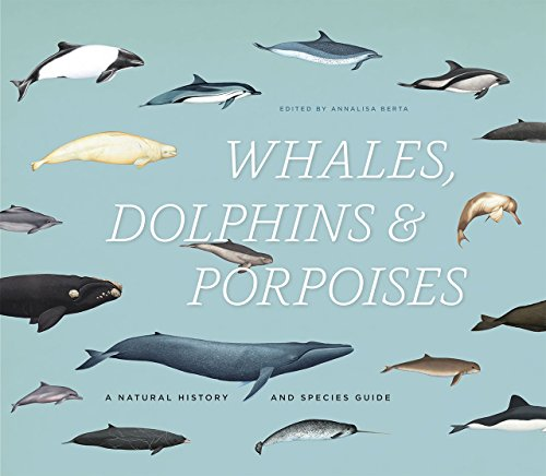 9780226183190: Whales, Dolphins, and Porpoises: A Natural History and Species Guide