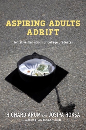 9780226191157: Aspiring Adults Adrift: Tentative Transitions of College Graduates
