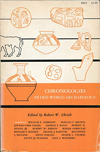 9780226194431: Chronologies in Old World Archaeology