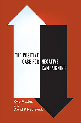 The Positive Case for Negative Campaigning: Mattes, Kyle, Redlawsk, David P.