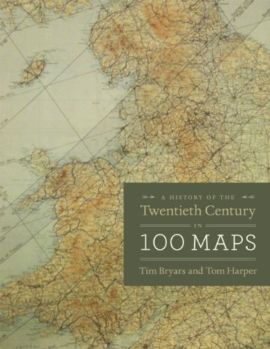 9780226202471: A History of the Twentieth Century in 100 Maps