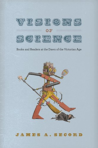 9780226203287: Visions of Science: Books and Readers at the Dawn of the Victorian Age