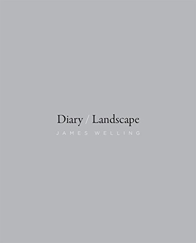 Diary / Landscape (Hardcover): James Welling