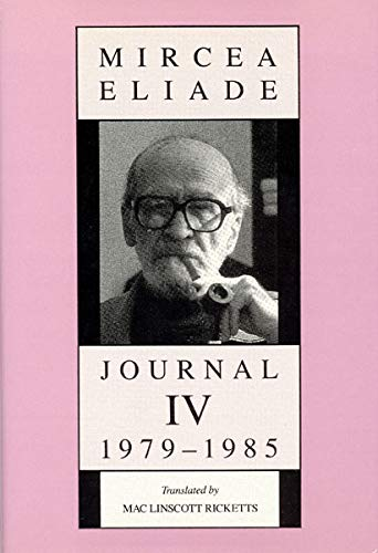 9780226204147: Journal IV, 1979-1985 (v. 4)