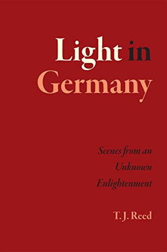 Light in Germany (Hardcover): T.J. Reed