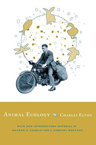 9780226206394: Animal Ecology