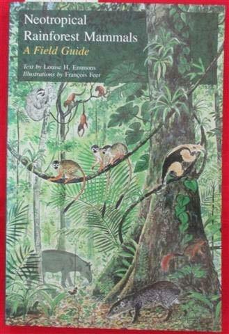 9780226207186: Neotropical Rainforest Mammals: A Field Guide