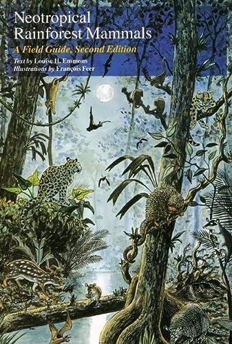 9780226207216: Neotropical Rainforest Mammals: A Field Guide