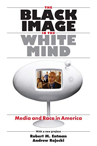 9780226210766: The Black Image in the White Mind: Media and Race in America (Studies in Communication, Media & Public Opinion)