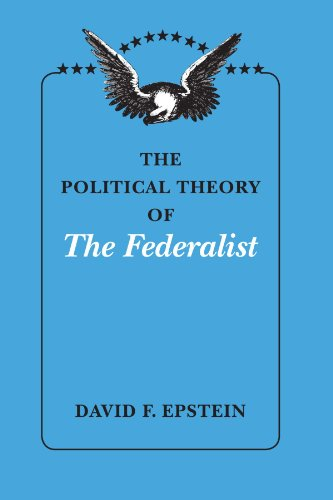 9780226213002: The Political Theory of The Federalist