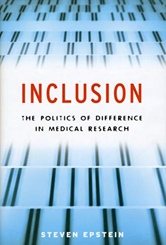 Inclusion : The Politics of Difference in: Steven Epstein