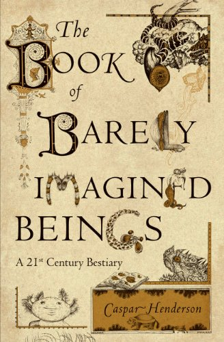 9780226213200: The Book of Barely Imagined Beings: A 21st Century Bestiary