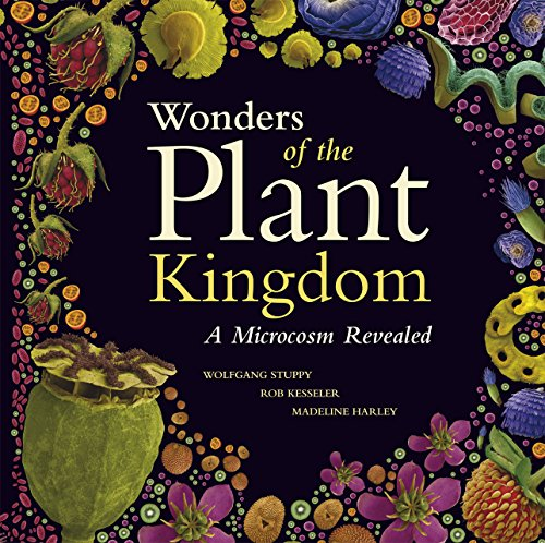 9780226215921: Wonders of the Plant Kingdom: A Microcosm Revealed