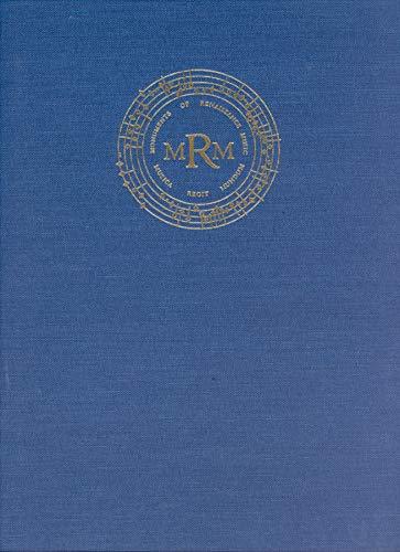 9780226226460: Musica Duorum (Monuments of Renaissance Museum)