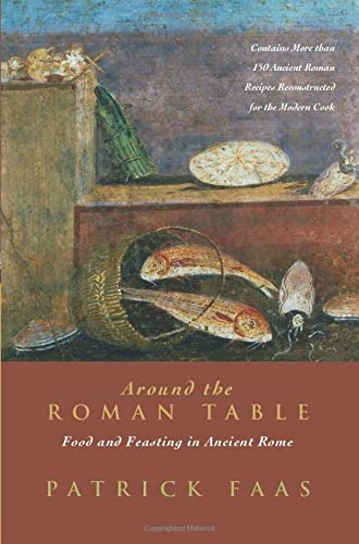 9780226233475: Around The Roman Table: With More Than 150 Original Recipes