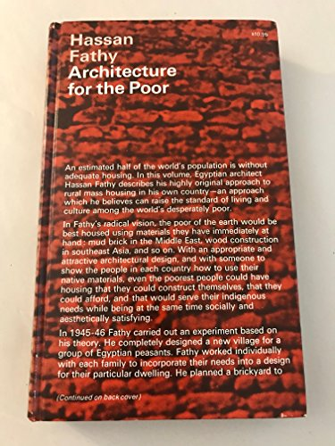 9780226239156: Architecture for the Poor: An Experiment in Rural Egypt