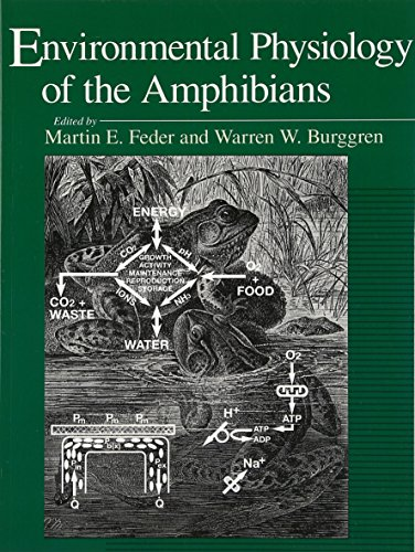 9780226239446: Environmental Physiology of the Amphibians