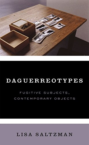 9780226242033: Daguerreotypes: Fugitive Subjects, Contemporary Objects
