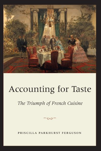 9780226243245: Accounting for Taste: The Triumph of French Cuisine