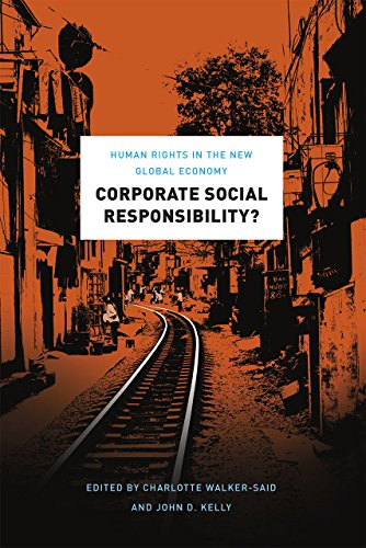 9780226244303: Corporate Social Responsibility? - Human Rights in the New Global Economy
