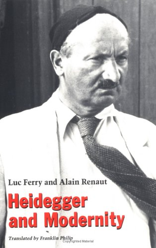 9780226244624: Heidegger and Modernity