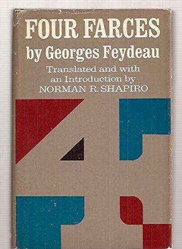 9780226244761: Four Farces by George Feydeau
