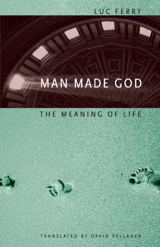 9780226244853: Man Made God: The Meaning of Life