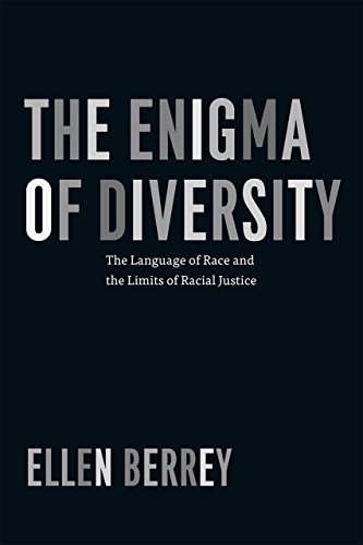 9780226246239: The Enigma of Diversity - The Language of Race and the Limits of Racial Justice