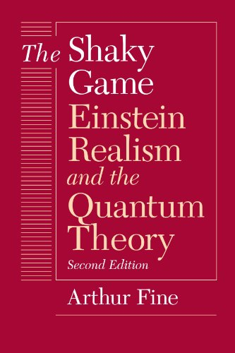 9780226249490: The Shaky Game: Einstein, Realism and the Quantum Theory (Science & Its Conceptual Foundations)
