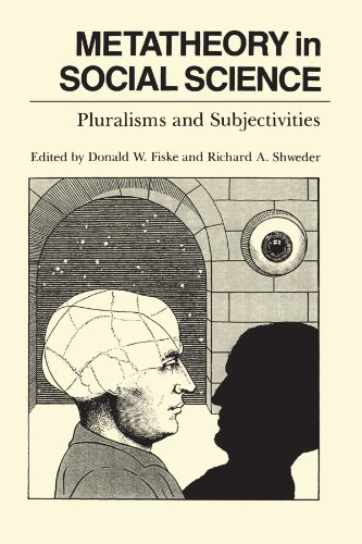9780226251929: Metatheory in Social Science: Pluralisms and Subjectivities