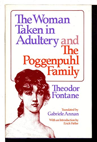 9780226256801: The Woman Taken in Adultery and The Poggenpuhl Family
