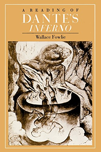 9780226258881: A Reading of Dante's Inferno